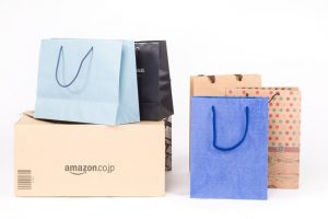 Amazonと他の荷物