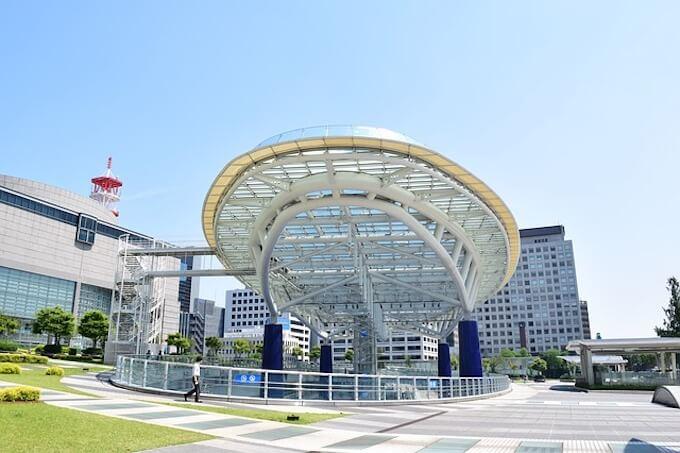名古屋の風景