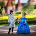 王子と王女