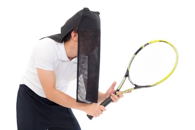 黒子のテニス