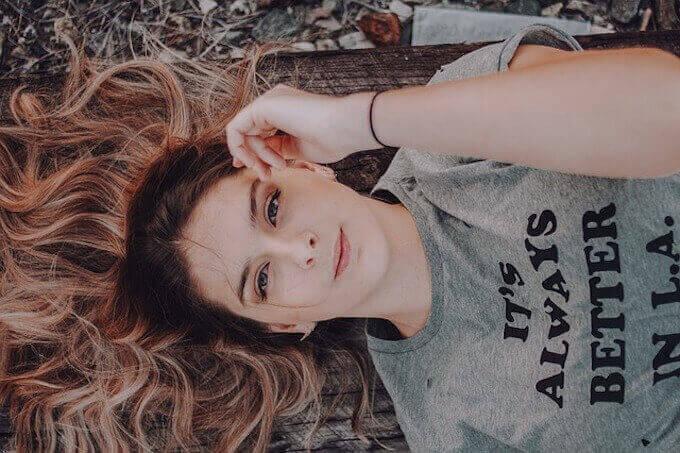 綺麗な女の人