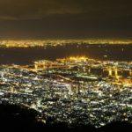 神戸市夜景