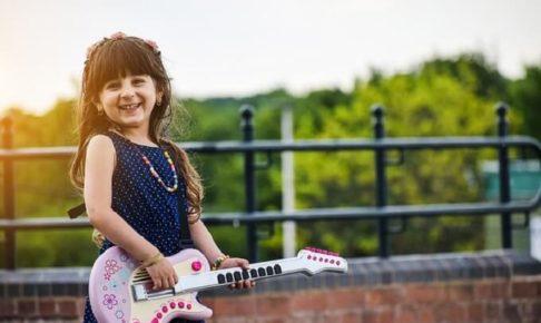 ギター少女
